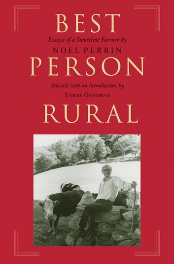 Best Person Rural ebook by Noel Perrin