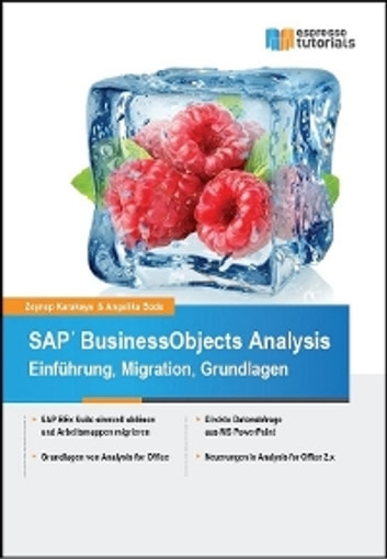 SAP BusinessObjects Analysis - Einführung, Migration, Grundlagen ebook by Angelika Bode,Zeynep Karakaya
