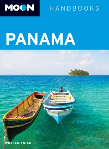 Moon Panama ebook by William Friar
