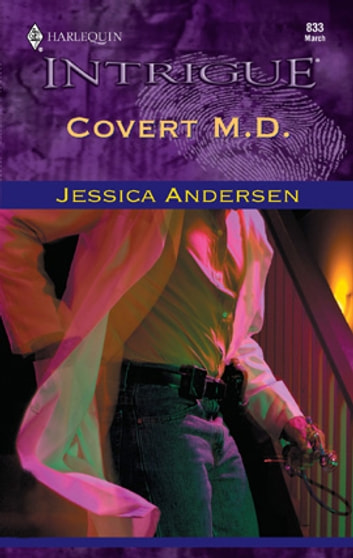 Covert M.D. ebook by Jessica Andersen