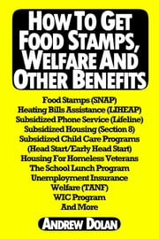 How To Get Food Stamps, Welfare And Other Benefits ebook by Andrew Dolan