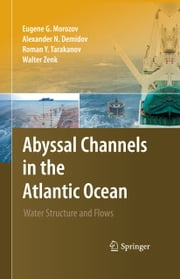 Abyssal Channels in the Atlantic Ocean - Water Structure and Flows ebook by Eugene G. Morozov,Alexander N. Demidov,Roman Y. Tarakanov,Walter Zenk