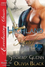 Highland Heart ebook by Stormy Glenn and Olivia Black