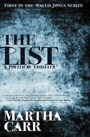 The List: First in the Wallis Jones series ebook by Martha Carr,Brian Fischer