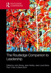 The Routledge Companion to Leadership ebook by John Storey, Jean Hartley, Jean-Louis Denis,...