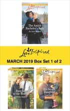 Harlequin Love Inspired March 2019 - Box Set 1 of 2 - An Anthology ebook by Jo Ann Brown, Arlene James, Lisa Carter