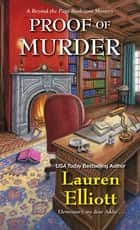 Proof of Murder ebook by Lauren Elliott