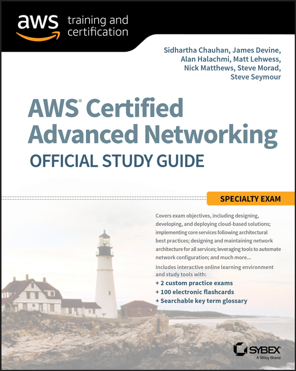 Aws Certified Advanced Networking Official Study Guide Ebook By