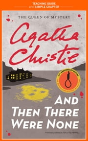 And Then There Were None Teaching Guide - Teaching Guide and Sample Chapter ebook by Agatha Christie, Amy Jurskis