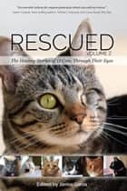 Rescued Volume 2 - The Healing Stories of 12 Cats, Through Their Eyes ebook by Deborah Barnes, Marshall Bowden, Linda Deane,...