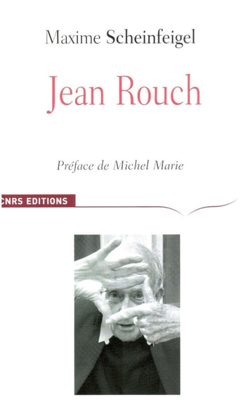 Jean Rouch ebook by Maxime Scheinfeigel