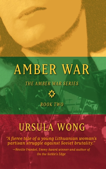 Amber War ebook by Ursula Wong