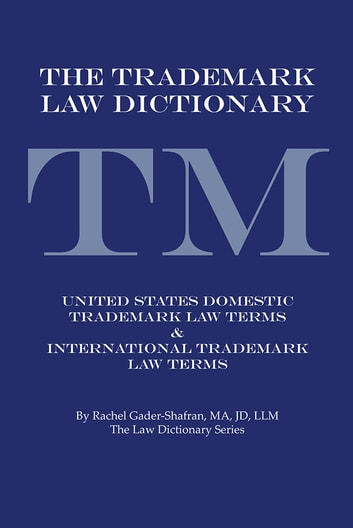 essays on trademark laws A) shane's ip rights/copyright (a) in the film (b) in the promotional posters (c) in the screenplay (a) because the commercials have not directly copied the film, any copyright in the film itself will not be infringed by the commercials or the display of the poster.