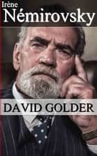 David Golder ebook by Irène Némirovsky