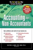 Accounting for Non-Accountants ebook by Wayne Label
