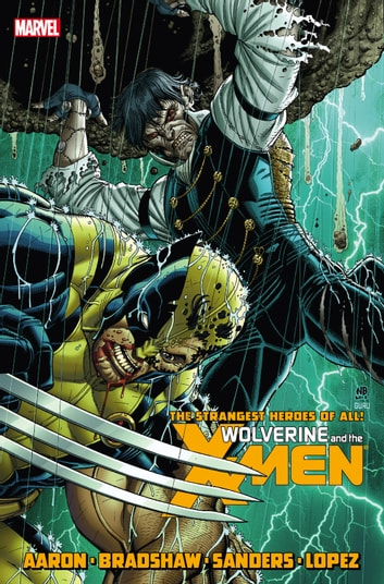 Wolverine & the X-Men by Jason Aaron Vol. 5 ebook by Jason Aaron