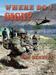 Where Do I Sign? ebook by Sam Dempsey