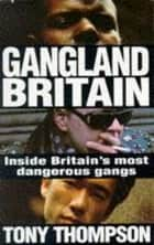 Gangland Britain - Inside Britain's most dangerous gangs ebook by Tony Thompson