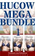 Hucow Mega Bundle 1 ebook by Ariel Lenov