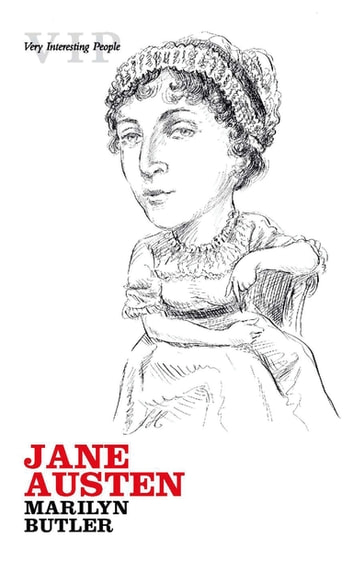 Jane Austen ebook by Marilyn Butler