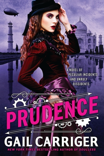 Prudence ebook by Gail Carriger
