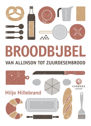 Broodbijbel ebook by Hiljo Hillebrand