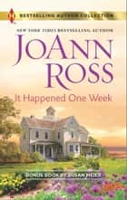 It Happened One Week ebook by JoAnn Ross