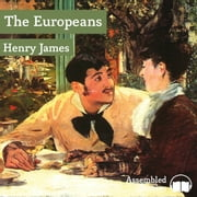 The Europeans audiobook by Henry James