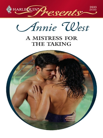 A Mistress For The Taking ekitaplar by Annie West