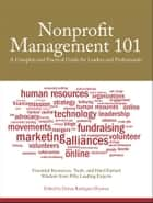 Nonprofit Management 101 ebook by Darian Rodriguez  Heyman
