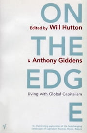 On The Edge ebook by Anthony Giddens