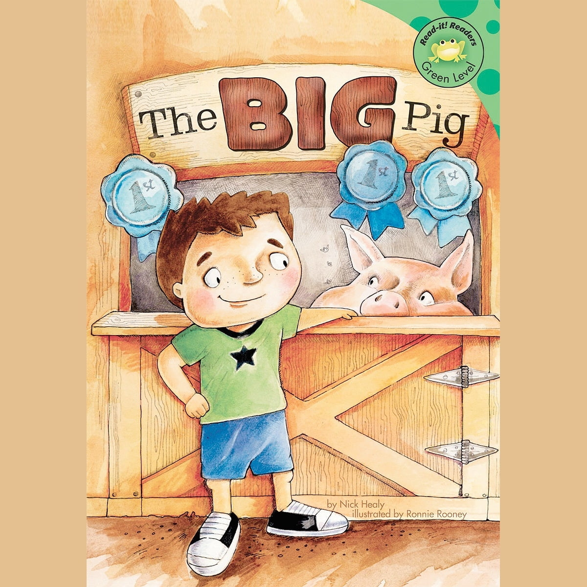 Big Pig, The Audiobook By Nicholas Healy