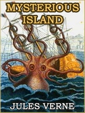 THE MYSTERIOUS ISLAND (Free Audiobook Link) ebook by Jules Verne