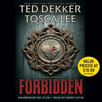 Forbidden audiobook by Ted Dekker,Tosca Lee