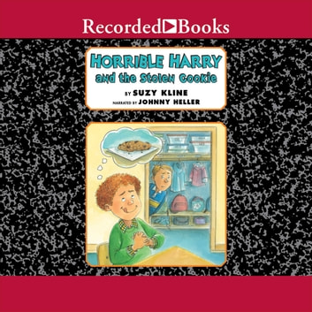 Horrible Harry and the Stolen Cookie audiobook by Suzy Kline