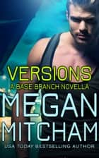 Versions ebook by Megan Mitcham