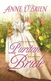 Puritan Bride ebook by Anne O'Brien