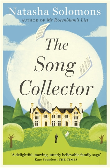 The Song Collector eBook by Natasha Solomons