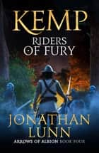 Kemp: Riders of Fury ebook by Jonathan Lunn