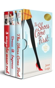 The Jennifer Cloud Series Boxed Set - (Books 1-3) ebook by Janet Leigh