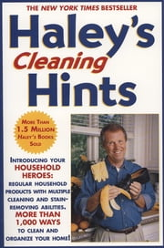 Haley's Cleaning Hints ebook by Graham Haley,Rosemary Haley