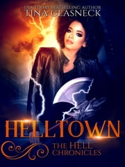 Helltown ebook by Tina Glasneck, Ravenborn Covers