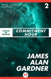 Commitment Hour ebook by James A Gardner