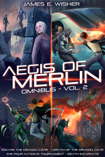 The Aegis of Merlin Omnibus Vol. 2 ebook by James E. Wisher
