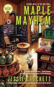 Maple Mayhem ebook by Jessie Crockett