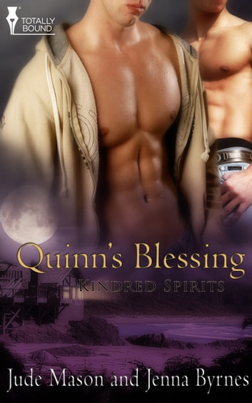 Quinn's Blessing ebook by Jenna Byrnes,Jude Mason