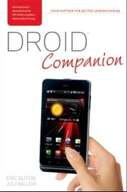 Droid Companion ebook by Eric Butow,Joli Ballew