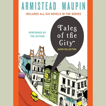 Tales of the City Audio Collection audiobook by Armistead Maupin