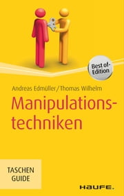 Manipulationstechniken - TaschenGuide ebook by Andreas Edmüller,Thomas Wilhelm