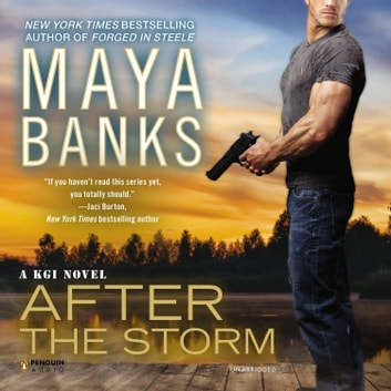After the Storm audiobook by Maya Banks